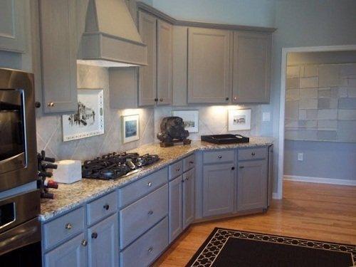 Pintar Muebles De Cocina Gris # azarak.com > Ideas Interesantes Para ...