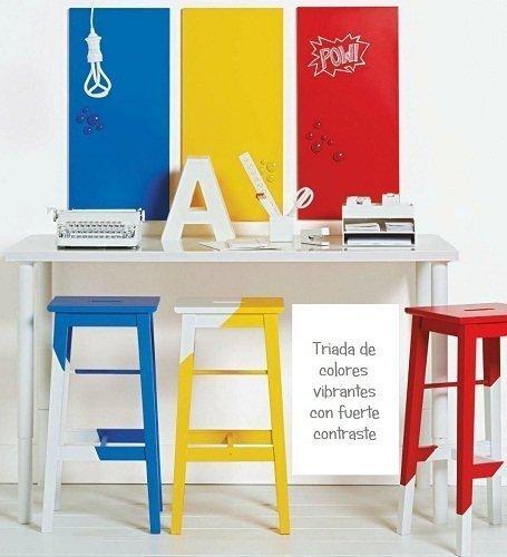 triada primarios circulo cromatico chalk paint autentico online decoracion muebles