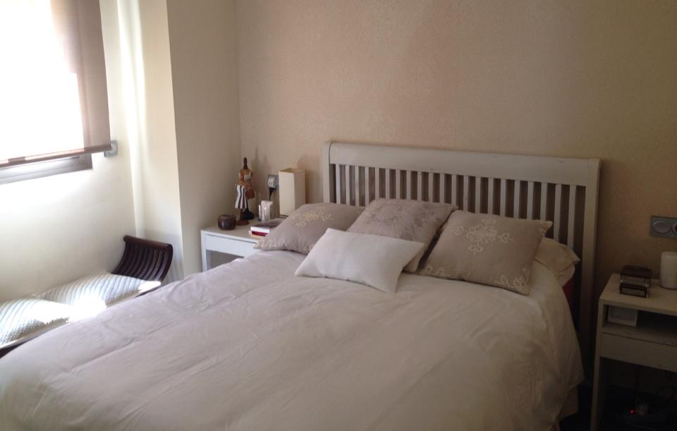 Fotos de muebles pintados con chalk paint reci n pintado for Muebles pintados en blanco y gris