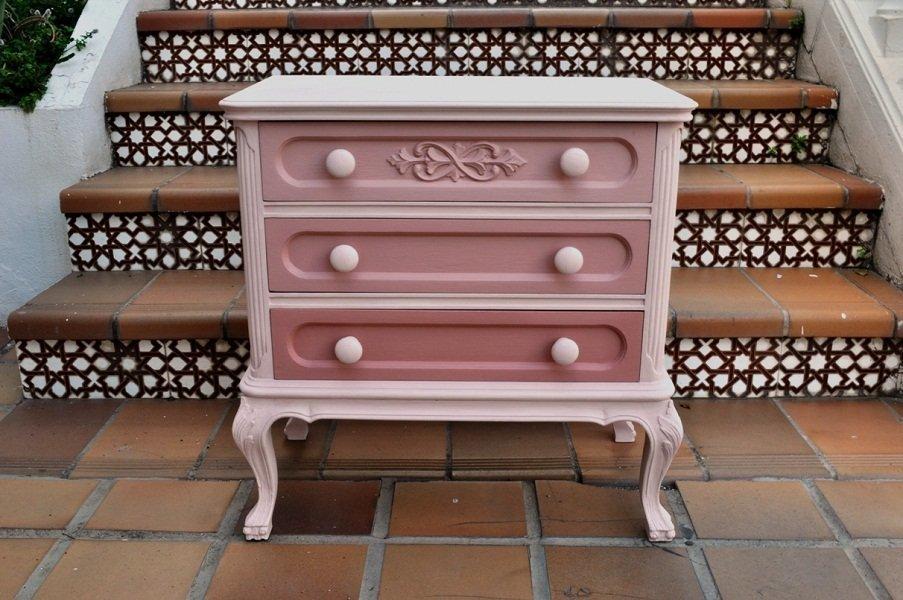 Como Pintar Un Mueble En Blanco.Fotos De Muebles Pintados Con Chalk Paint Tienda Online Chalk Paint