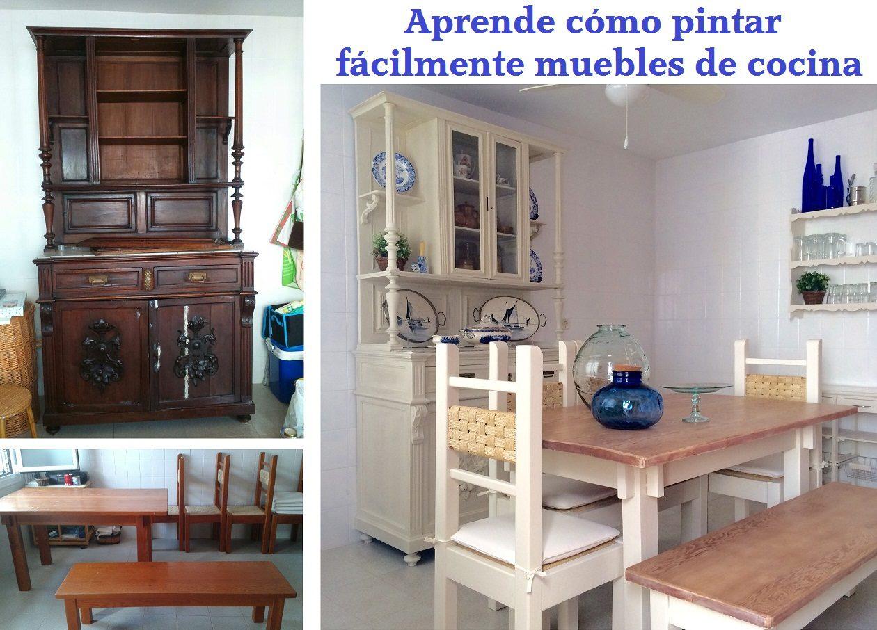 d231c215ab34 ¿Pintar muebles de cocina mates o satinados?