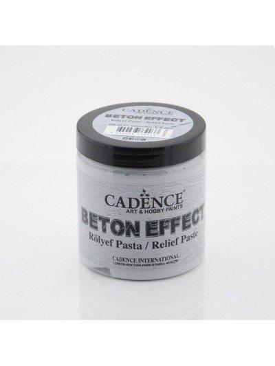 Pasta relieve efecto cemento Cadence