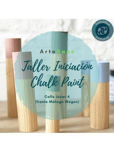 RESERVA Taller Iniciación Chalk Paint Autentico