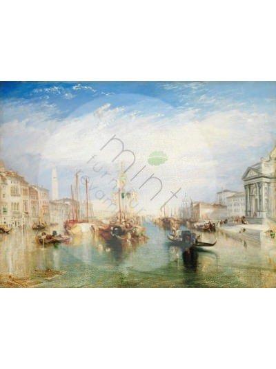 Venice By Joseph Turner
