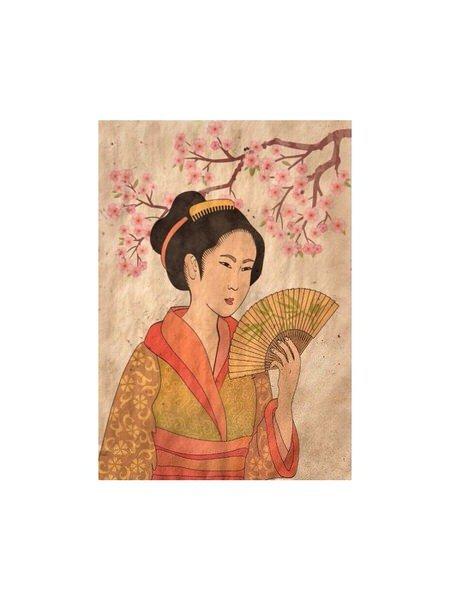 Geisha Reversed