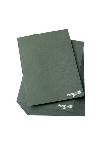Hoja papel silex verde grano 00