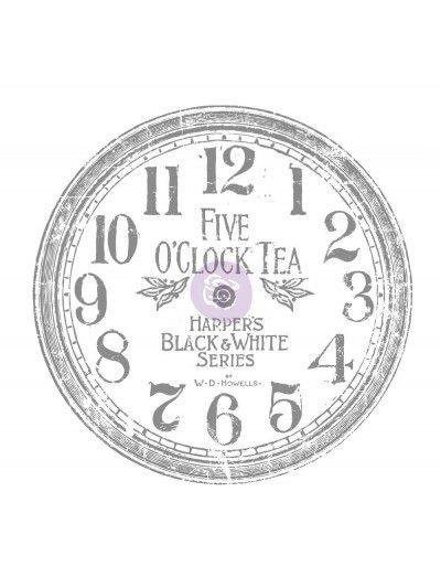 Clock 12 In