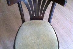 Una silla muy clásica
